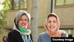 پروانه پورشریعتی در ایران