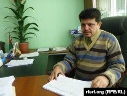 Гулмуҳаммади Бедор, муовини раиси вилояти Бадахшони Афғонистон.