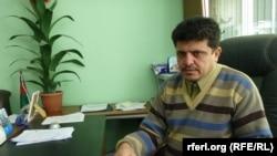 داکتر گل محمد بیدار سخنگوی والی بدخشان