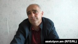 Արմեն Մկրտչյան, Լեջանի գյուղապետ