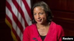 U.S. National Security Adviser Susan Rice.