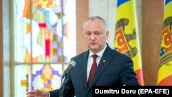 Președintele Igor Dodon, Chișinău, 25 martie 2019