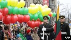 25-річчя Незалежності у Литві, Вільнюс, 11 березня, 2015