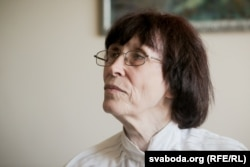 Людміла Сяргееўна Рабкова — майстар спорту, уваходзіла ў зборную СССР у спартовай гімнастыцы.