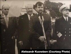 Бывший мэр Балтийска Александр Кузнецов