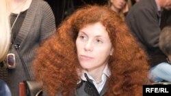 """Юлия Латынина в клубе """"Маяк"""""""