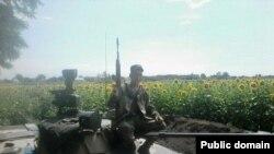 Российский военнослужащий из Астрахани Ильдар Максютов, предположительно погибший на Украине