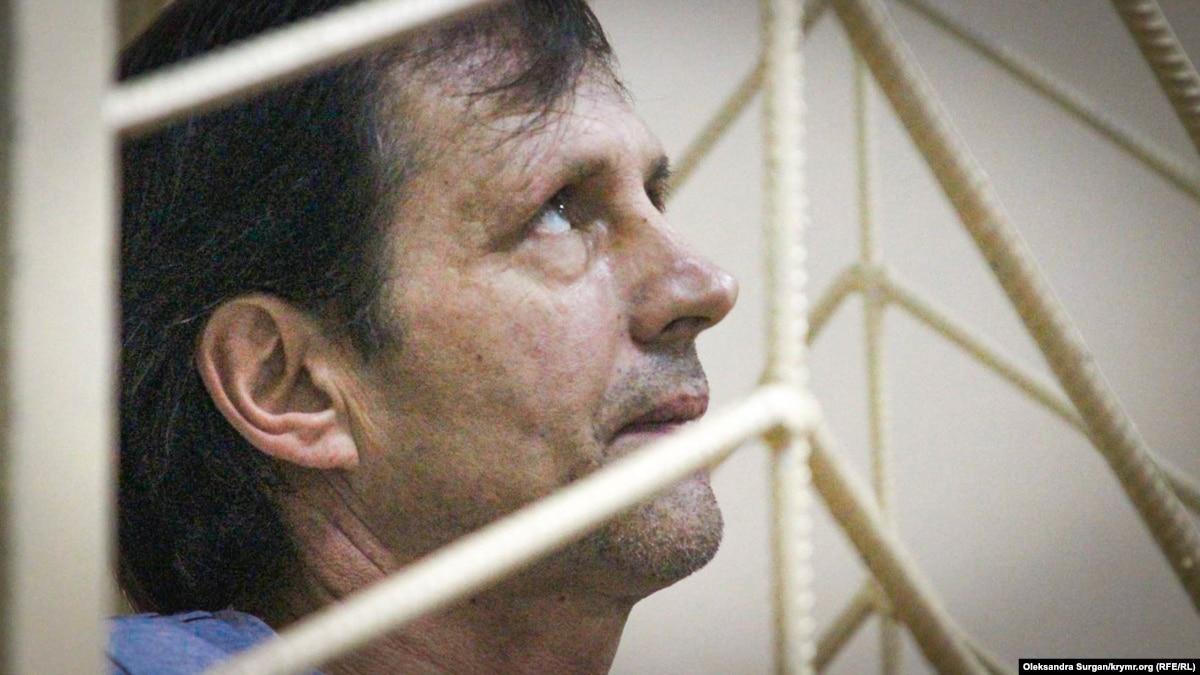 Балуху, который голодает в Крыму ограничили возможность ознакомления с делом – Чийгоз