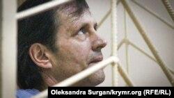 Володимир Балух продовжує безстрокове голодування, яке він оголосив 19 березня 2018 року