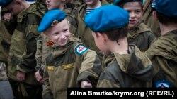 Військовий парад, Севастополь, 9 травня 2017 року