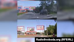 Кільце на Макіївському шосе: три роки тому і зараз