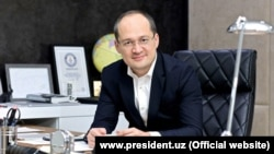 Пресс-секретарь президента Узбекистана Комил Алламжонов.