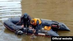 Uzbek migrants drown in the Gorky Reservoir