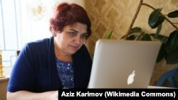 Azerbaijani authorities placed a five-year travel ban on Khadija Ismayilova in 2016.