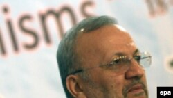 Министр иностранных дел Ирана Манучер Моттаки