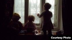 Детский дом для ВИЧ-инфицированных в Усть-Ижоре, Ленинградская область