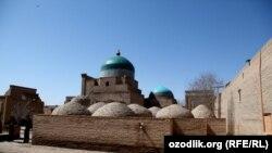 Историческая часть города Хива.