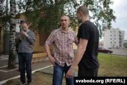 Віктар Данілаў і Сяргей Стрыбульскі