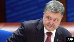 Presidenti ukrainas, Petro Poroshenko (ARKIV)
