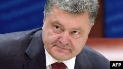 Украина президенті Петр Порошенко. Страсбург, 26 маусым 2014 жыл. (Көрнекі сурет)