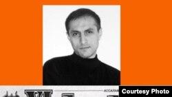 Дагестанский журналист Абдулмалик Ахмедилов.