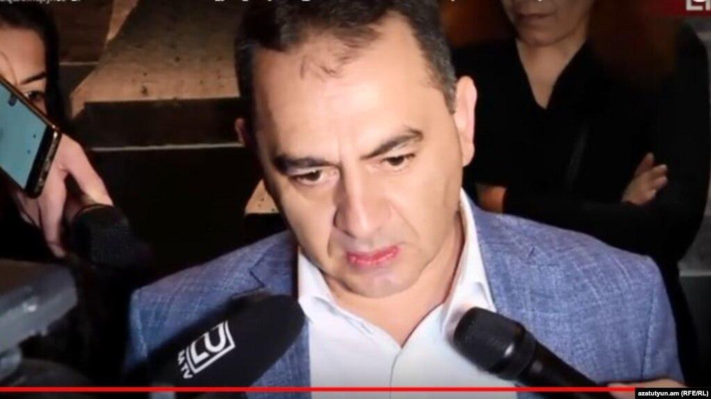 В повестке АРФД нет вопроса подписания меморандума с премьером Пашиняном - Арсен Амбарцумян