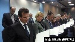 Vlada TK na čelu sa Umihanićem, foto: Maja Nikolić