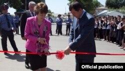 Фото: Посольство США в Душанбе