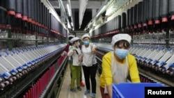 Түндүк Кореянын 90 миңдей жумушчусу Кытай менен Орусияда иштейт.