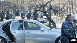 26-ноябрда Владикавказдын мэри Виталий Караевди алыстан атып кетишкен.