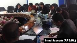 لقاء لممثلي منظمات مدنية في بغداد