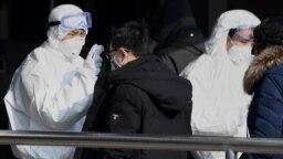 Азия: жертвы вируса