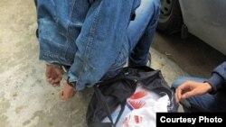 Ўзбекистонлик ёнидан чиққан наркотик моддасининг қора бозордаги нархи ярим миллиондан ошиқни ташкил қилади.