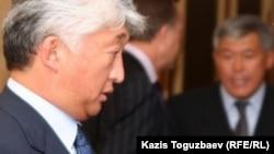 Казахстанский миллиардер Владимир Ким, владелец компании KAZ Minerals PLC и корпорации «Казахмыс».