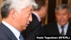 Президент корпорации «Казахмыс» Владимир Ким.