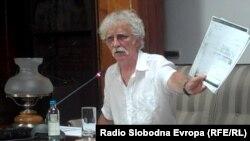 И невладиниот сектор има право да расправа за евроинтеграциите, вели директорот на ФИООМ, Владимир Милчин.