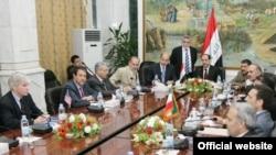 مذاکرات میان هیئت جمهوری اسلامی و آمریکا، چندی پیش در بغداد انجام شد