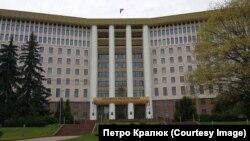 Будівля парламенту Молдови