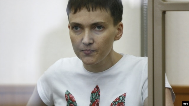 World powers are calling on Russia to free Ukrainian military pilot Nadia Savchenko, who is on a hunger strike.