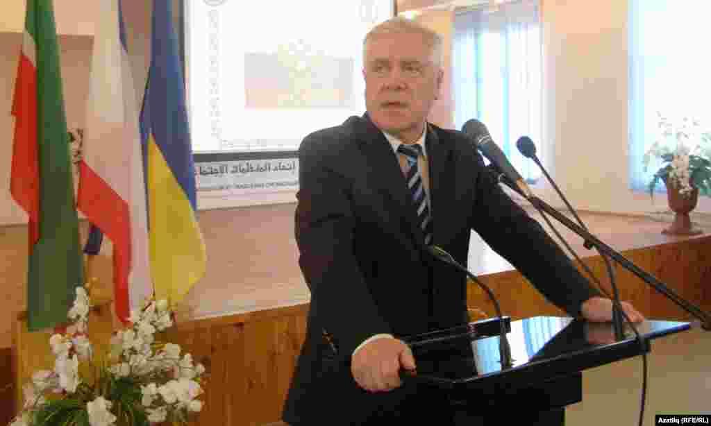Вячеслав Светличный, Русиянең Кырымдагы баш консулы