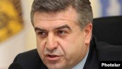 Կարեն Կարապետյան, արխիվ