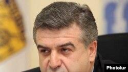 Мэр Еревана Карен Карапетян