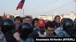 Болотная площадь, 6 мая 2012 года