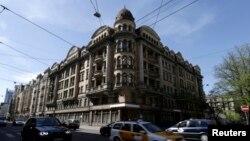 Rigadakı sovet KGB-si bu binada yerləşirdi