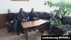 Сябры Свабоднага прафсаюзу Беларускага