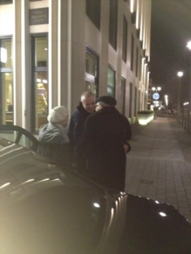 Михаил Ходорковский встретился с родителями