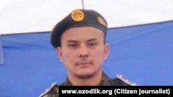 Гражданин Узбекистана Шавкат Мухаммад, воевавший на Донбассе в украинском добровольческом батальоне «Айдар».