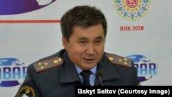 Бакыт Сеитов.