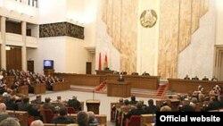 Парламент Беларуси, Минск
