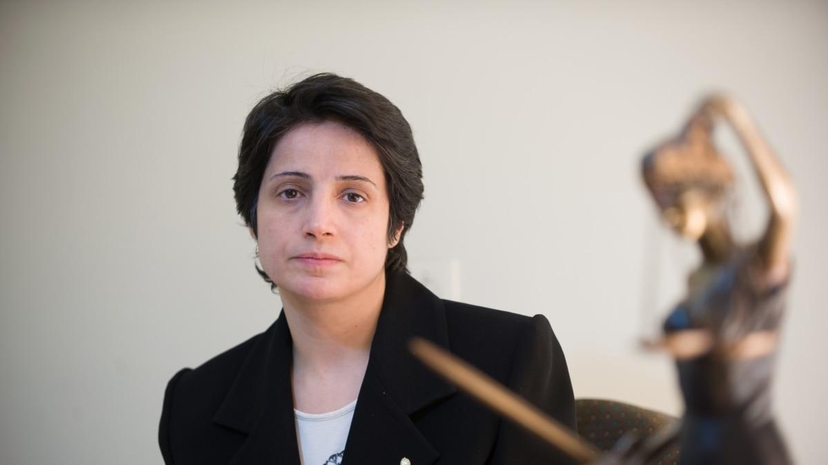 US News Agency: Hospitalised Sotoudeh Back In Jail: Husband
